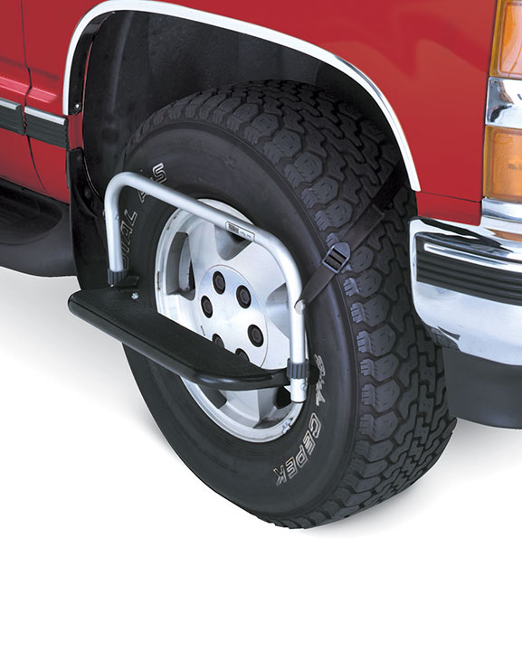 Top Line TH2100 Tire-Hopper Tire Step
