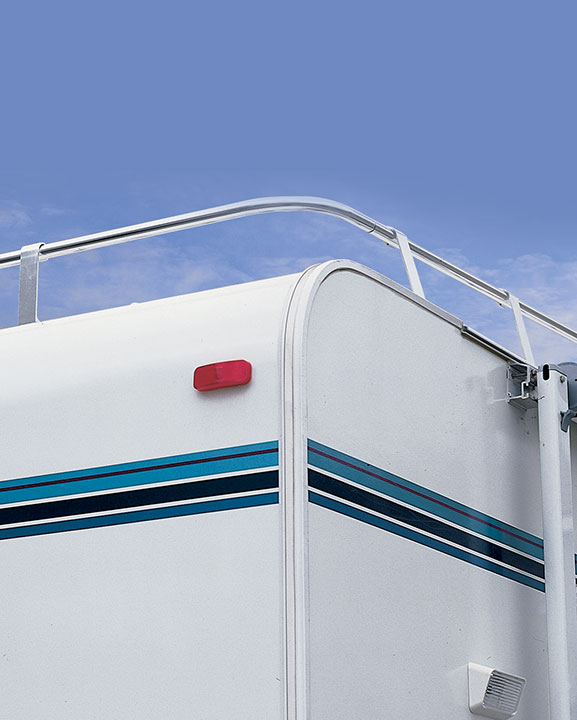 Universal Rv Roof Rack Top Line Manufacturing
